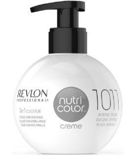 Revlon Nutri Color Creme 1011 Intense Silver 270ml