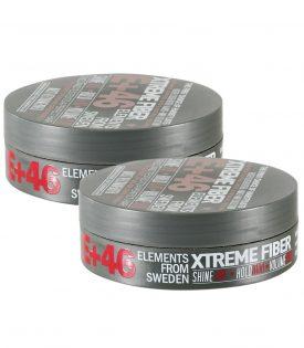 2-pack E+46 Xtreme Fiber 100ml