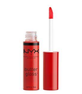 NYX PROF. MAKEUP Butter Gloss -12 Cherry Pie