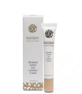 Naobay Renewal Antiox Eye Contour Cream 20ml