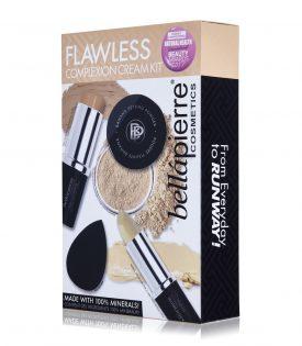 Bellapierre Flawless Complexion Cream Kit Fair