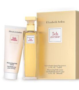 Giftset Elizabeth Arden 5th Avenue Edp 75ml + Body Lotion 100ml