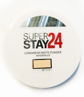 Maybelline SuperStay 24H Waterproof Powder 9g 20 Cameo