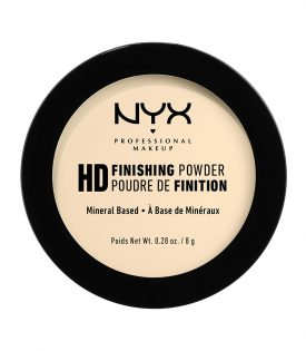 NYX PROF. MAKEUP High Definition Finishing Powder - 02 Banana