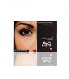 Bellapierre Brow palette