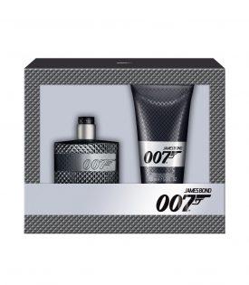 Giftset James Bond 007 Edt 50ml + Shower Gel 150ml