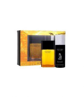 Giftset Azzaro Pour Homme Edt 100ml + Deodorant 150ml