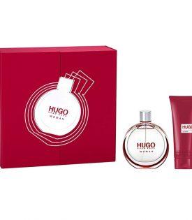 Giftset HUGO BOSS Hugo Woman Edp 75ml + BL 200ml