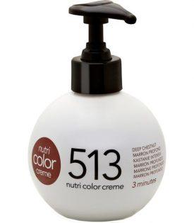 Revlon Nutri Color Creme 513 Deep Chestnut 250ml