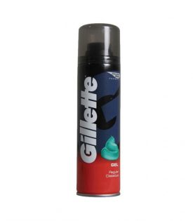 Gillette Shave Gel Regular 200ml