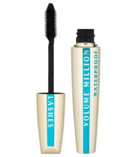 LOreal Paris Volume Million Lashes Mascara Waterproof Black 9ml