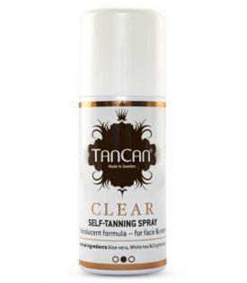 TanCan Clear Self-Tanning Spray 100ml