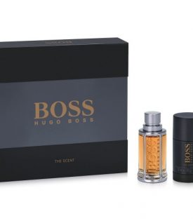 Giftset Hugo Boss The Scent Edt 50ml+ Deostick 75ml