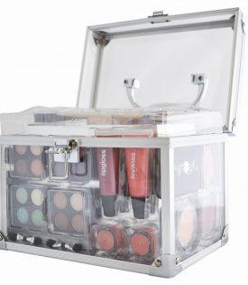 Makeup Box Transparent Complet Make Up Palette