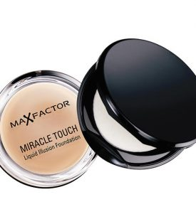 Max Factor Miracle Touch Foundation 45 Warm Almond