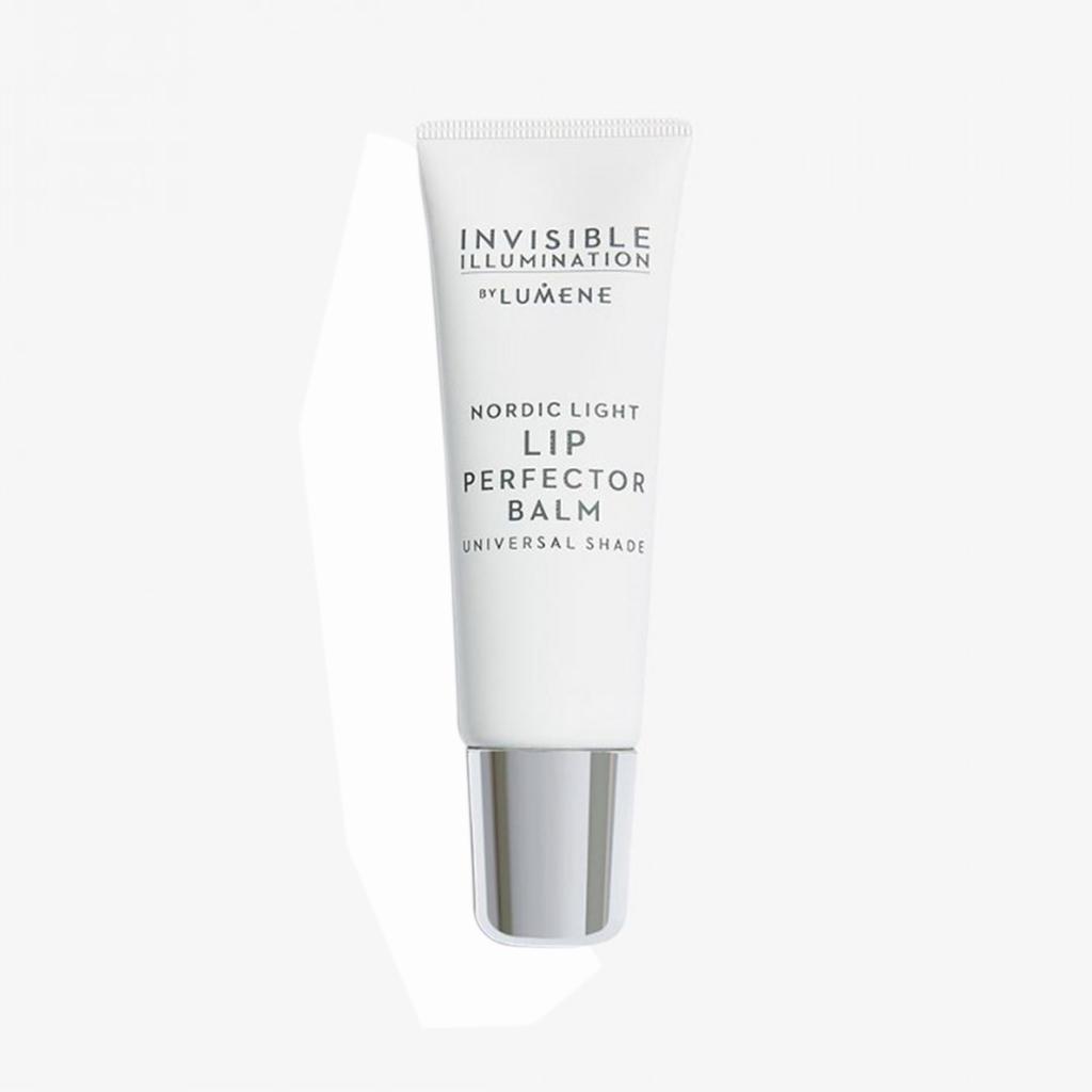 Lumene Invisible Illumination Lip Perfector Balm 10ml