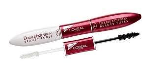 LOreal Paris Double Extension Beauty Tubes Mascara Black 14ml