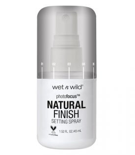 Wet n Wild Photo Focus Setting Spray - Natural Finish