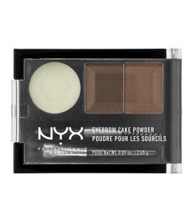 NYX PROF. MAKEUP Eyebrow Cake Brunette