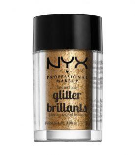NYX PROF. MAKEUP Face & Body Glitter - 08 Bronze 2,5g