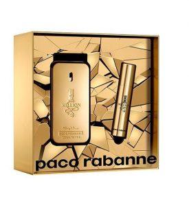 Giftset Paco Rabanne 1 Million Edt 50ml + 10ml