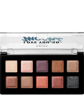 NYX PROF. MAKEUP Love You So Mochi Eyeshadow Palette Sleek & Chic