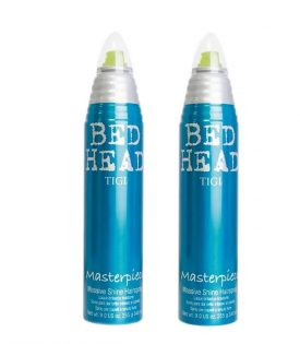 2-pack TIGI Bed Head Masterpiece Hairspray 340ml