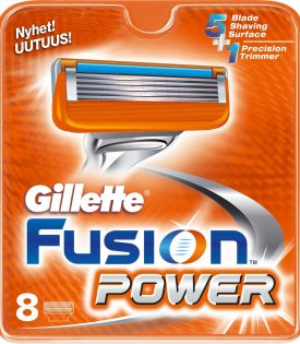 Gillette Fusion Power 8-pack
