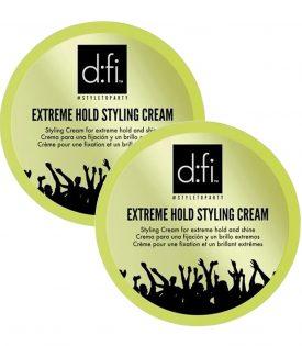 2-pack D:fi Extreme Cream 75g+150g