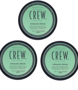 3-pack American Crew Forming Cream 85g