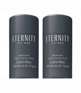 2-pack Calvin Klein Eternity For Men Deostick 75ml