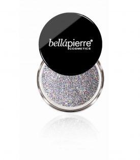 Bellapierre Cosmetic Glitter - 010 Silver Sterling 3.75g