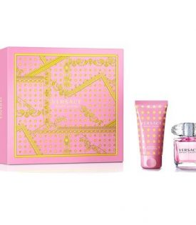 Giftset Versace Bright Crystal Edt 30ml + Body Lotion 50ml