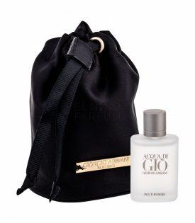 Giftset Giorgio Armani Acqua di Gio Pour Homme Edt 5ml
