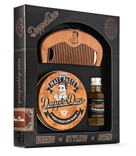 Dapper Dan Hairy Man Combo Gift Set - Matt Paste