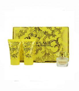 Giftset Versace Yellow Diamond Edt 5ml