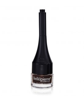 Bellapierre Stay Put Eye Brow Gel - Licorice 2,2g