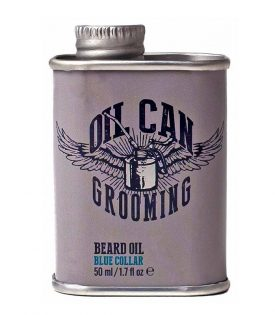 Oil Can Grooming Blue Collar Beard Oil 50ml