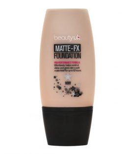 Beauty UK Matte FX Foundation - No.2 Natural