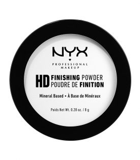 NYX PROF. MAKEUP High Definition Finishing Powder - Translucent