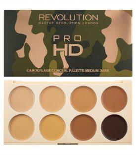 Makeup Revolution Ultra HD Camouflage Medium Dark