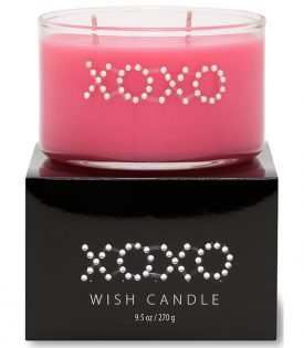 Primal Elements Wish Candle XOXO