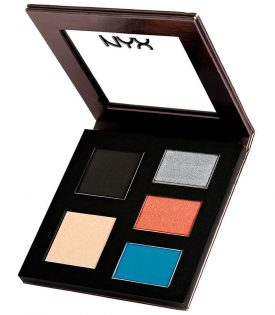 NYX PROF. MAKEUP Rocker Chic Palette - In California Dreamin