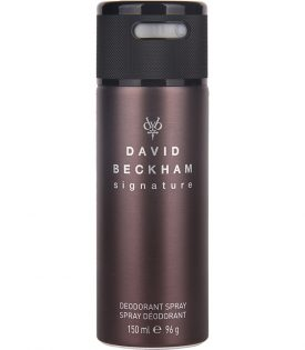 David Beckham Signature For Him Deo Spray 150ml