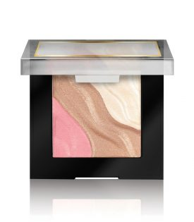 Milani Spotlight Illuminating Face Eye Palette -Candle Light