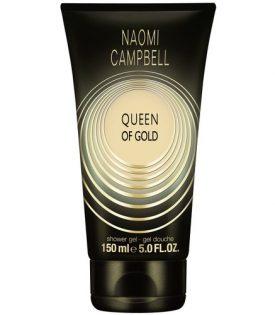 Naomi Campbell Queen Of Gold Shower Gel 150ml