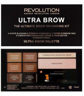 Makeup Revolution Ultra Brow - Fair to Medium