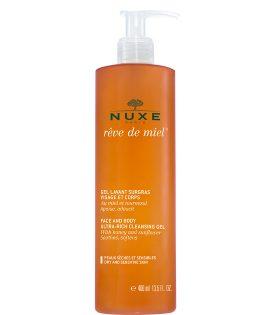 Nuxe Reve de Miel Face & Body Ultra-Rich Cleansing Gel 400ml