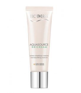 Biotherm Aquasource BB Cream Instant Beautifying Moisturizer SPF15 30ml fair/med