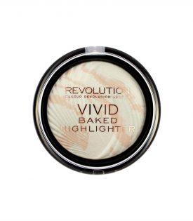 Makeup Revolution Baked Highlighter - Matte Lights